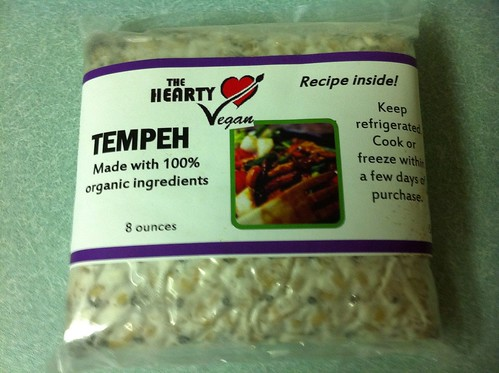 Locally-Made Tempeh