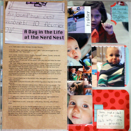 Project Life 2012 | Week 6