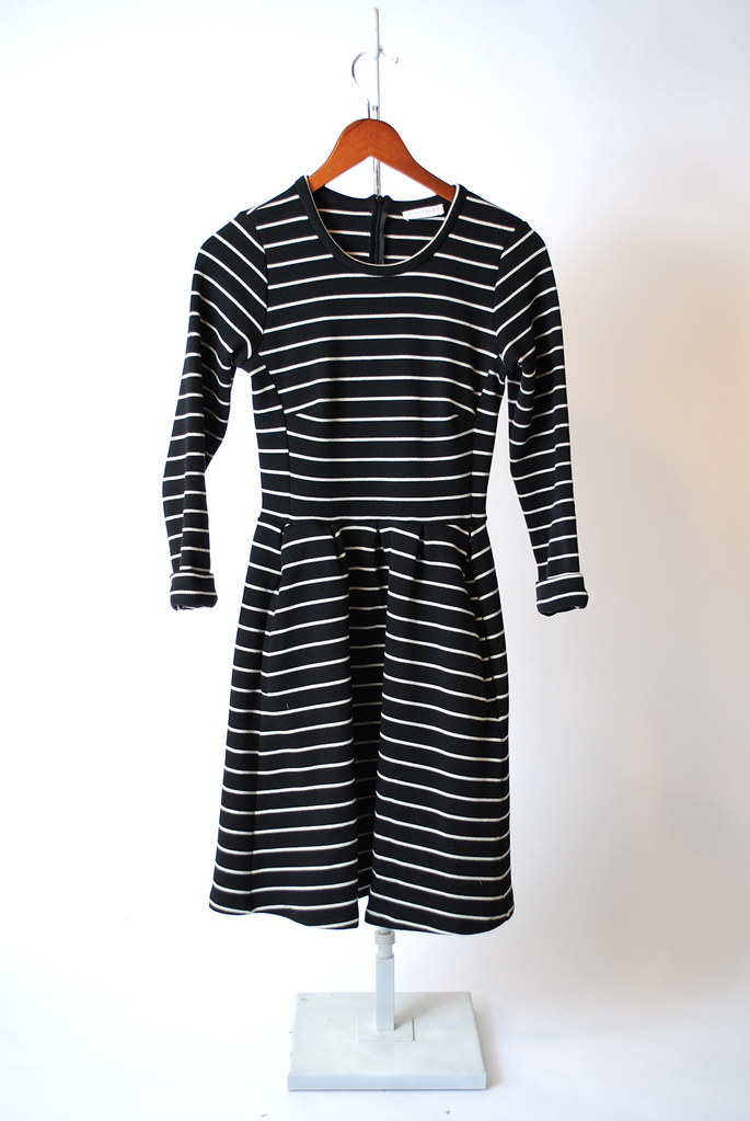 Milla Stripe Dress