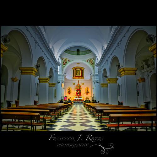 47/365+1 LA IGLESIA DE SAN ISIDRO LABRADOR by Francisco J. Rivera