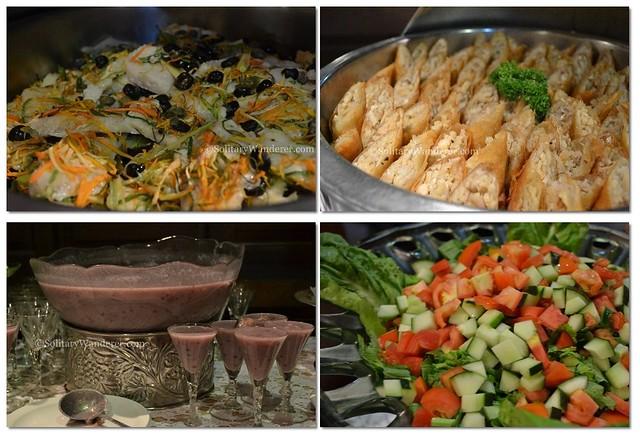 food at barbaras restaurant