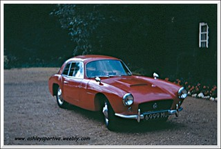 6999 MU at Fallow Buck Hotel Enfield in 1962