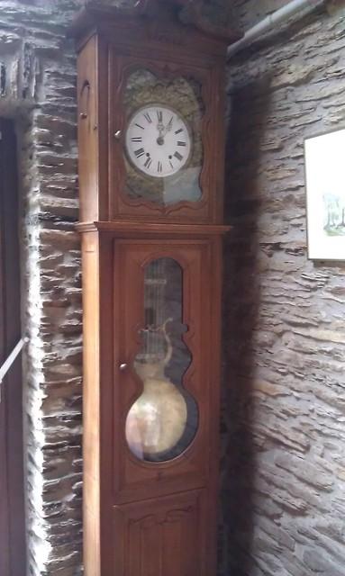 Horloge comtoise XIXème