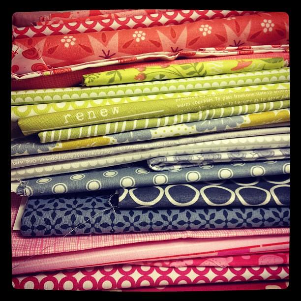 New quilt fabrics?