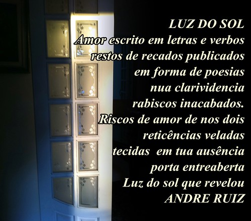 LUZ DO SOL by amigos do poeta