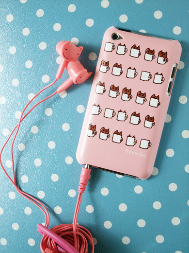 cats earphone 2