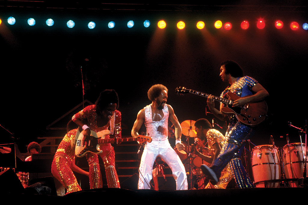 Earth Wind And Fire Tour Phoenix