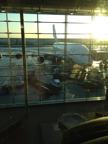 The A380: she is big