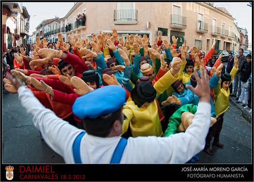 DAIMIEL - CARNAVAL 2012 by José-María Moreno García = FOTÓGRAFO HUMANISTA