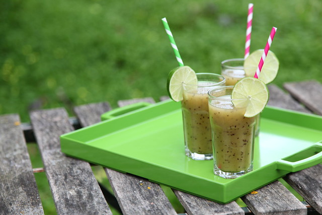 Kiwi Honey Limeade