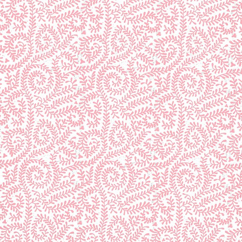 15-pink_grapefruit_BRIGHT_VINE_OUTLINE_melstampz_12_and_a_half_inches_SQ_350dpi