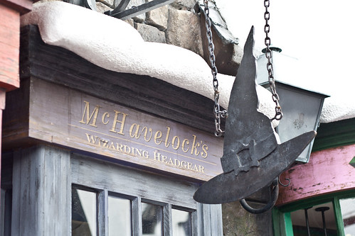 McHavelock's Wizarding Headgear