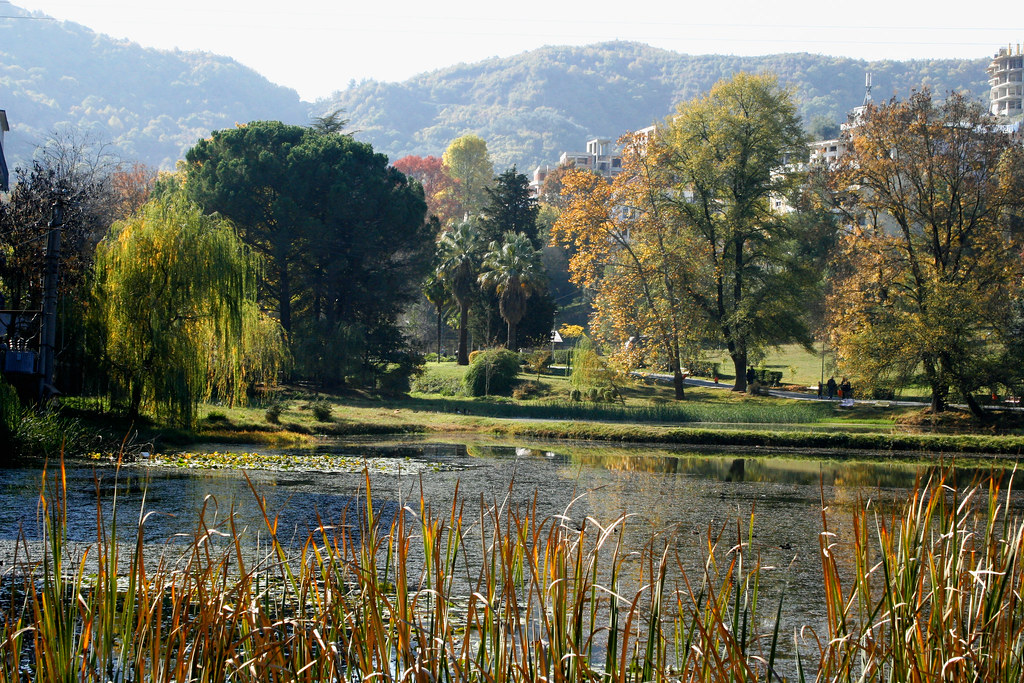Liqeni Artificial i Tiranes (Foto) 6909030399_39156a19e7_b