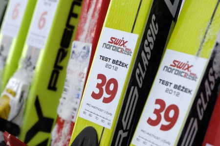 Zážitky ze Swix NORDIC skitestu na Benecku