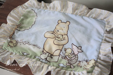 Baby Pillowcase