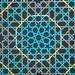 formas del color Karl Gertsner trama alhambra 6