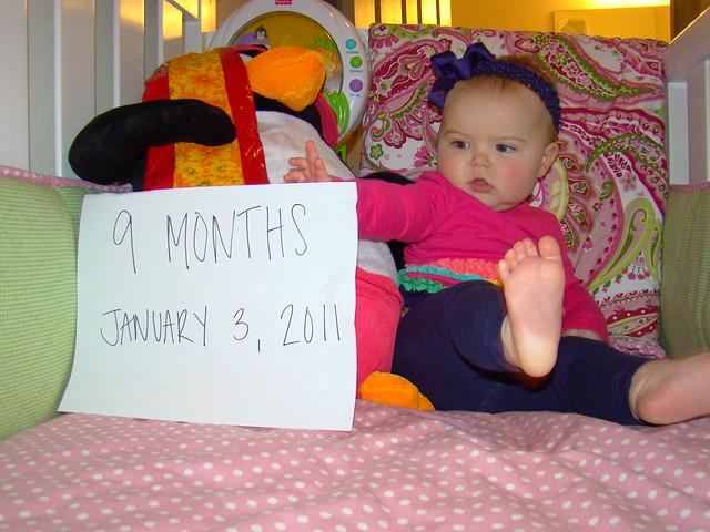 Ella  1-3-10  9 months