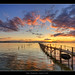 23.2012 - Sunset in Poole.F by Pawel Tomaszewicz
