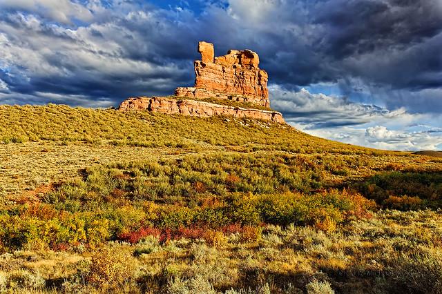 The Landscape Less Travelled: Camel Rock