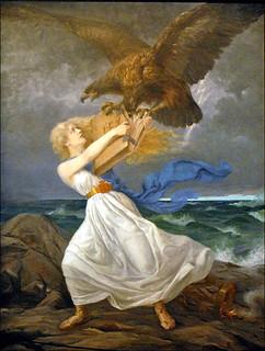 L'aigle russe à deux têtes veut arracher le Livre des Lois des mains de la Finlande