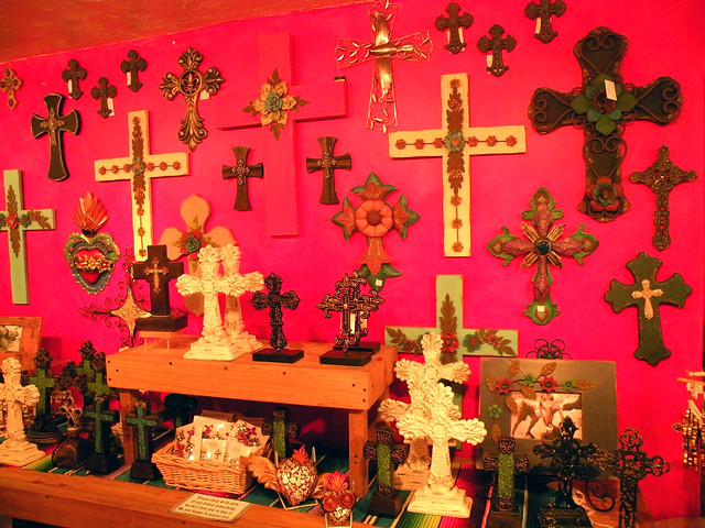 Old Town Crosses