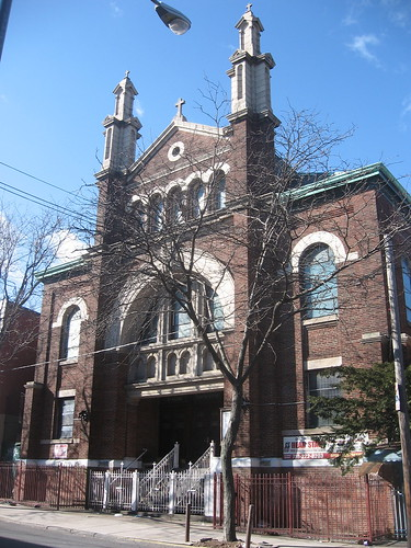 St. Lucy's Roman Catholic Church, East Brooklyn