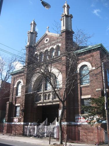 St. Lucy's Roman Catholic Church, East Brooklyn