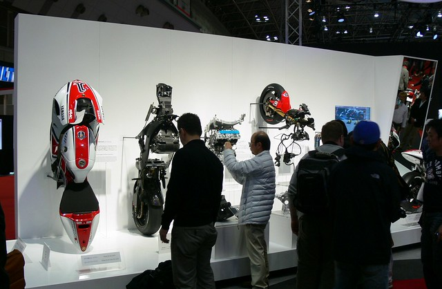 2012 Tokyo Motorcycle Show