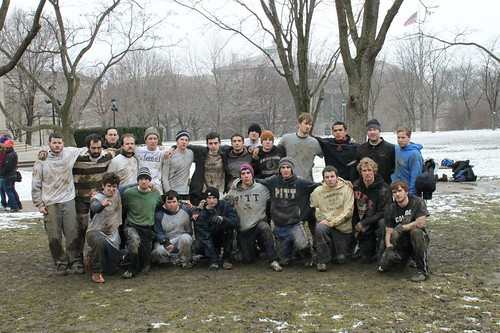 Newman Center Rugby