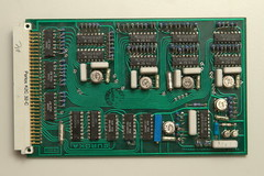 Synte 2 analog synthesizer board