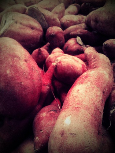 58/366: Sweet Potatoes