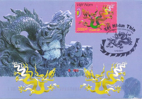 Vietnam Year of the Dragon