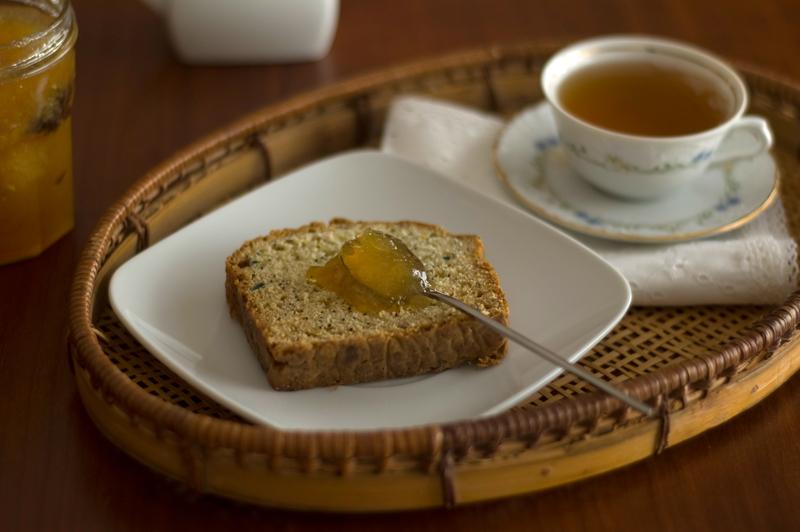 Pão de soda com sementes // Soda Bread