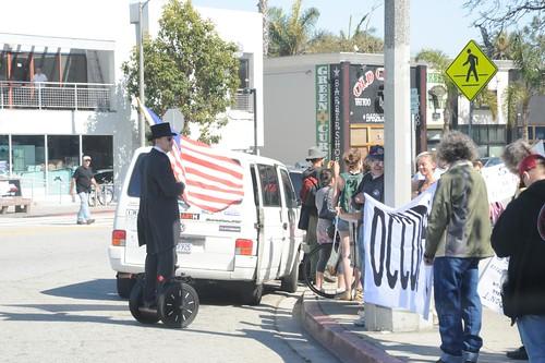 Occupy Venice 4-17-12