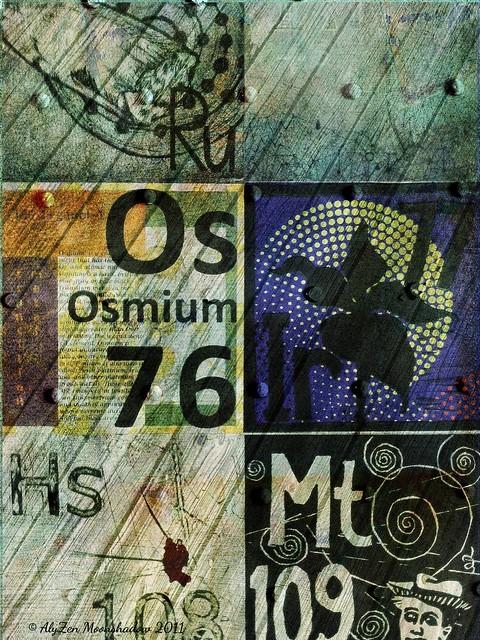 Elements - Osmium 76