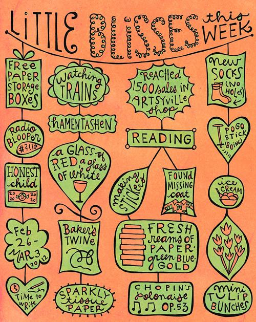 little-blisses