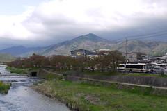 Takano River Mt. Hiei