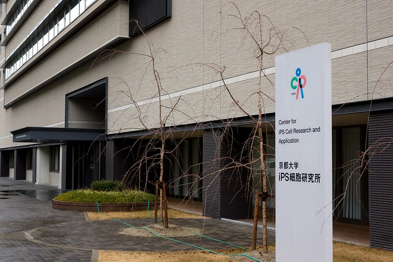 CiRA (Center for iPS Cell Research and Application) 京都大学iPS細胞研究所