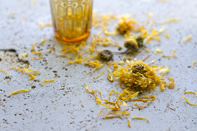 Nourishing Calendula Tea by Mary Banducci 2