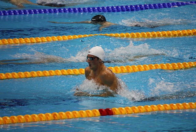 Michael Jamieson Boosted By Health Scare Swimmer 39 S Daily