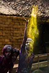 Happy Holi... | A photo series