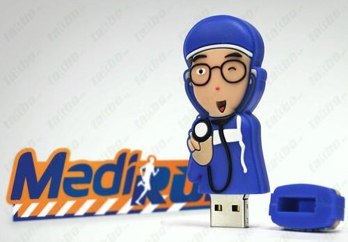 Medicard MediRun USB Drive