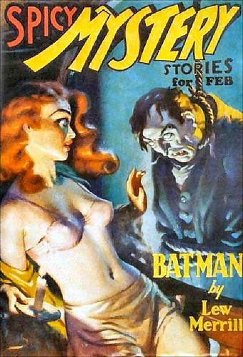 14 Spicy Mystery Stories Feb-1936 2002 Girasol Collectables Pulp Reprint Includes Desert Magic by E. Hoffman Price