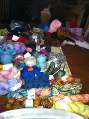 Sock yarn!