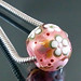 Charm bead : Lady