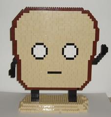 Lego Mr Toast