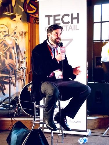 NY Times Bestseller Charles Duhigg Interviews at TechCocktail
