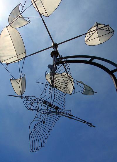 Yaletown sculpture