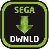 sega download logo