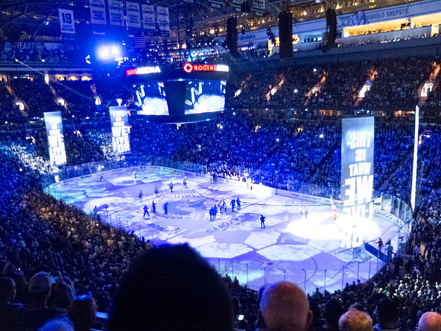 Canucks game5 2012 rogers arena 20120422 flickr for Balcony 417 rogers arena